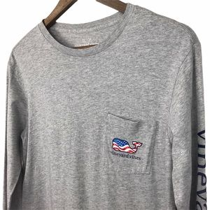 Vineyard Vines Long Sleeve Shirt Size XS Men's